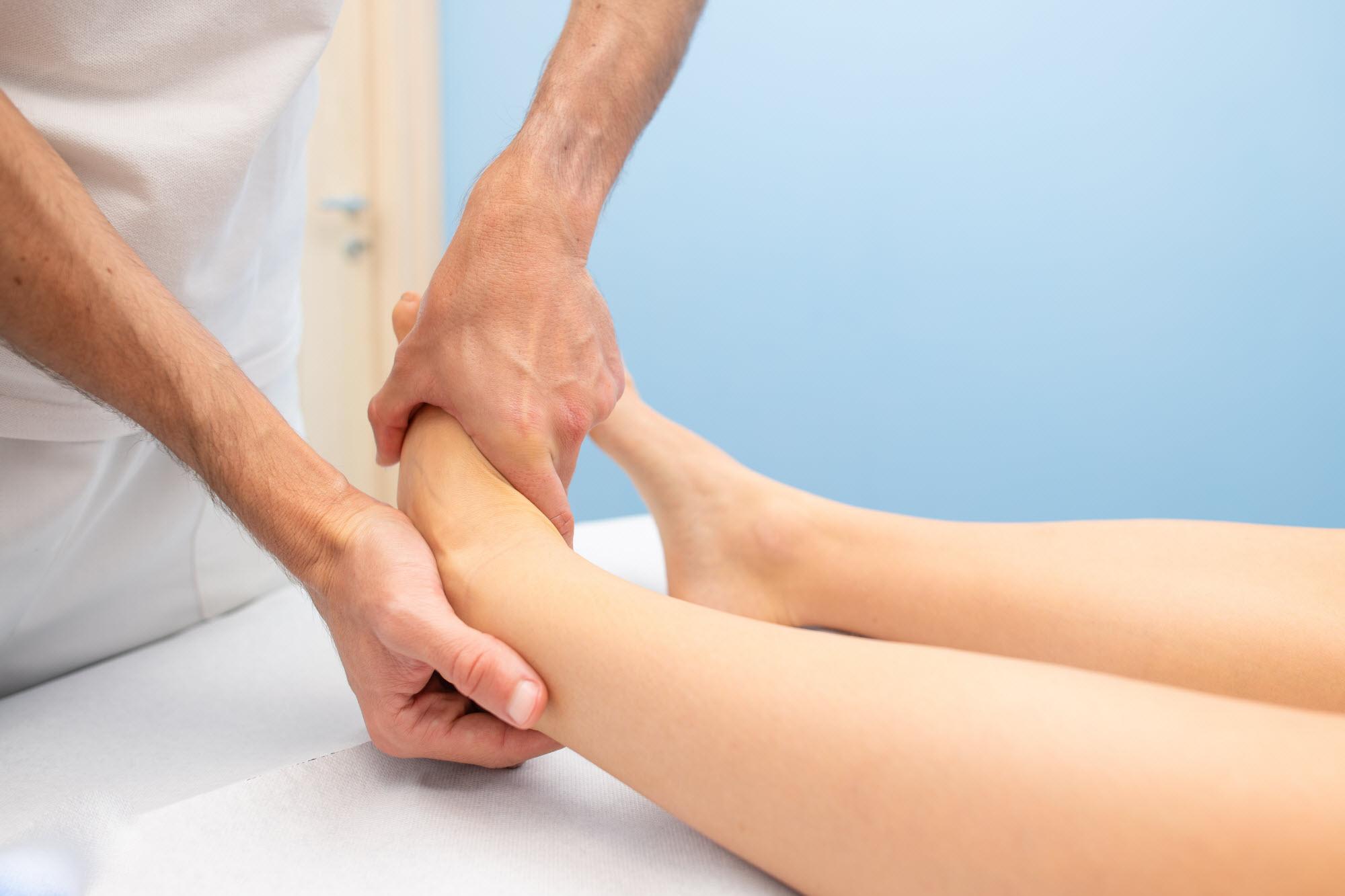 Oedeemtherapie is een specialisatie van FysioBoisot